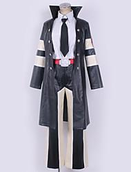Недорогие -Вдохновлен Katekyo Hitman Reborn! Косплей Аниме Косплэй костюмы Японский Косплей Костюмы Особый дизайн Пальто / Блузка / Кофты Назначение Муж. / Жен.
