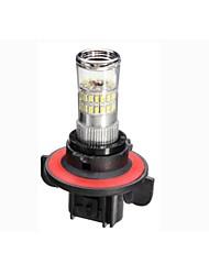 halpa -1 Kappale H13 Auto Lamput 4.8 W SMD 3014 600 lm 48 LED Sumuvalot / Huomiovalot Käyttötarkoitus Universaali Kaikki vuodet