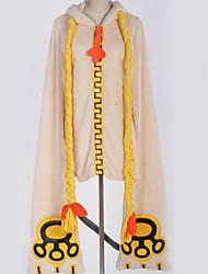 זול -קיבל השראה מ קוספליי קוספליי אנימה תחפושות קוספליי חליפות קוספליי עיצוב מיוחד עוד אביזרים / תחפושות עבור בגדי ריקוד גברים / בגדי ריקוד נשים