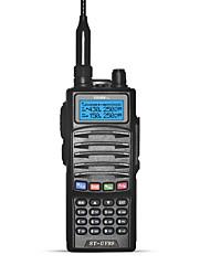 Недорогие -Ручные генераторы Helida Walkie Talkie Comunicador Профессиональный приемопередатчик 5 Вт sy-UV99 УКВ-диапазон 136-174 / 400-520 МГц двусторонняя радиосвязь