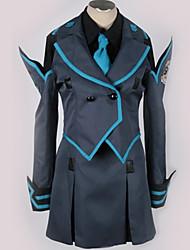Недорогие -Вдохновлен Косплей Косплей Аниме Косплэй костюмы Японский Школьная форма Английский / Современный стиль Пальто / Блузка / Кофты Назначение Муж. / Жен.