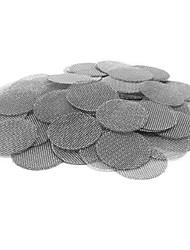 Недорогие -Многофункциональный кальян кальян из нержавеющей стали табакокурение аксессуары металлические фильтры дымовые трубы экран