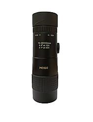 Недорогие -30 X 40 mm Монокль Линзы На открытом воздухе, Высокое разрешение, Переносной чехол Серебристая подкладка BAK4 Охота, Походы, Повседневное использование Спектралайт Ластик