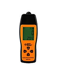 Недорогие -Умный датчик as8700a газоанализаторы ручной измеритель угарного газа тестер монитор детектор датчик жк-дисплей звук световой сигнализации