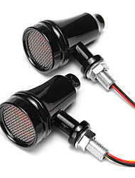 Недорогие -2pcs Мотоцикл Лампы 9 Светодиодная лампа Лампа поворотного сигнала Назначение Все года
