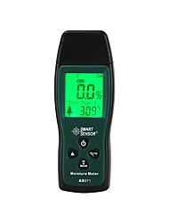 ราคาถูก -SMART SENSOR AS971 การวัดความชื้น น้ำหนักเบา / สะดวก