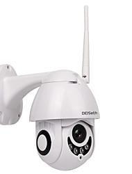 Недорогие -didseth® did-n580-20 1080p 2-мегапиксельная камера Wi-Fi PTZ купольная IP-камера поддержка 128 ГБ