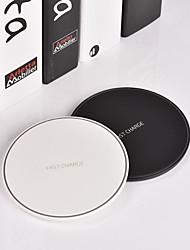 billiga Telefoner och Tabletter Laddare-Trådlös laddare USB-laddare USB Trådlös laddare / Qi 1 USB-port 1.1 A DC 9V för iPhone X / iPhone 8 Plus / iPhone 8