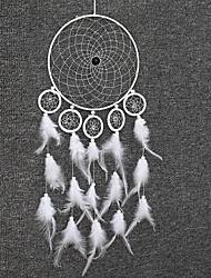 Недорогие -ловцы снов ручной работы с перьями