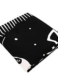 Недорогие -Высшее качество Банное полотенце, Реактивная печать 100% полиэстер Ванная комната 1 pcs