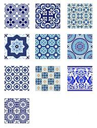 Недорогие -Декоративные наклейки на стены - 3D наклейки Абстракция / Натюрморт Ванная комната / Кухня