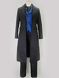 זול -קיבל השראה מ קוספליי קוספליי אנימה תחפושות קוספליי חליפות קוספליי עכשווי מעיל / אפוד / חולצה עבור בגדי ריקוד גברים / בגדי ריקוד נשים