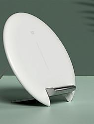 billiga Telefoner och Tabletter Laddare-Dockningsladdare / Trådlös laddare USB-laddare USB Trådlös laddare / Qi 1 USB-port 0.8 A DC 5V för iPhone X / iPhone 8 Plus / iPhone 8