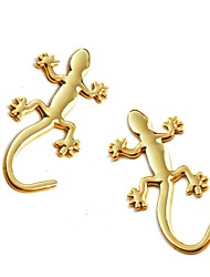 Недорогие -Золотой Автомобильные наклейки Спорт Дверные наклейки / Наклейки для автомобилей Животное Стикеры