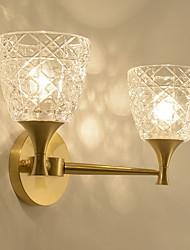 economico -Creativo Contemporaneo moderno Lampade da parete Camera da letto / Al Coperto Metallo Luce a muro 220-240V 40 W
