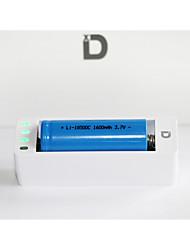 Недорогие -XIAODONG XIAODONG 18500 lithium battery charger Зарядное устройство Портативные Простота в эксплуатации