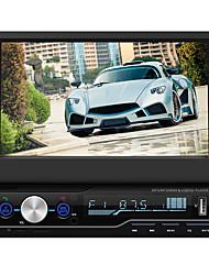 Недорогие -SWM T100 7 дюймовый 2 Din Другие ОС Автомобильный MP3-плеер Сенсорный экран / MP3 / Встроенный Bluetooth для Универсальный RCA / Bluetooth / Другое Поддержка MPEG / MPG / WMV MP3 / WMA / WAV JPEG