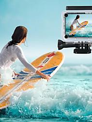 Недорогие -Camera +waterproof case 1920 x 1080 пиксель Дорожные 720p Нет 2/3 / +5/3 ≤3 дюймовый 32 GB MJPEG Английский / Многоязычность Один снимок / Непрерывная съемка 30 m