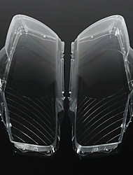 Недорогие -пара фар крышка объектива пластиковая оболочка абажура для vw passat b6 r36