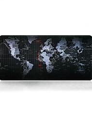Недорогие -OEM игровой коврик 80*30*0.3 cm Резина / Ткань Plus Sizes