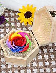 Недорогие -Искусственные Цветы 1 Филиал Классический Свадебные цветы Modern Розы Букеты на стол