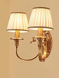 povoljno -Cool Suvremena suvremena Zidne svjetiljke Vrt Metal zidna svjetiljka 220-240V 40 W