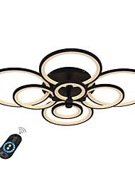 Недорогие -Ecolight™ Линейные Потолочные светильники Рассеянное освещение Окрашенные отделки Металл Акрил Диммируемая, LED 110-120Вольт / 220-240Вольт