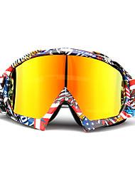 Недорогие -лыжные очки сноуборд лыжные очки анти-уф очки для мотоцикла мотокроссу