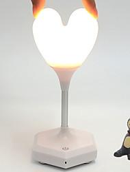 povoljno -1pc LED noćno svjetlo Toplo bijelo USB Kreativan 5 V