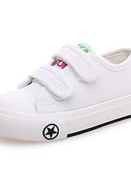 billiga -Pojkar Skor Kanvas Vår & Höst Komfort Sneakers för Barn / Tonåring Svart / Mörkblå / Röd
