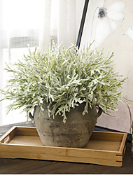 voordelige -Kunstbloemen 3 Tak Klassiek Europees Pastoraal Stijl Planten Bloemen voor op tafel