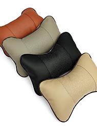 baratos -Descanso de Cabeça para Carros Encostos de cabeça Preto / Bege / Cinzento Courino Negócio Para Universal Todos os Anos Todos os Modelos