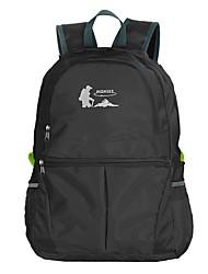 Недорогие -20 L Рюкзаки Заплечный рюкзак - Дожденепроницаемый Воздухопроницаемость Пригодно для носки На открытом воздухе Йога Плавание Пешеходный туризм 100 г / м2 полиэфирный стреч-трикотаж