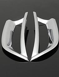 baratos -2pcs Carro Capas de luz para carros Negócio Tipo de pasta para Luzes da cauda Para Honda CRV 2012 / 2013 / 2014