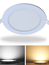 Недорогие -1шт 12 W 3000/6500 lm 60 Светодиодные бусины Высокомощный LED Декоративная Тёплый белый / Холодный белый 85-265 V / 1 шт. / RoHs / 135