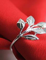 povoljno -Klasik Metal Krug Prsten za ubrus Jednobojni Cvijet Dekoracije stolova 12 pcs