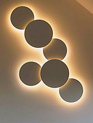 povoljno -Cool Suvremena suvremena Zidne svjetiljke Magazien / Cafenele Acrylic zidna svjetiljka 200-240V