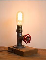 abordables -Métallique Décorative Lampe de Table Pour Bureau 220V