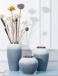 Недорогие -Искусственные Цветы 0 Филиал Классический Современный современный Ваза Букеты на стол