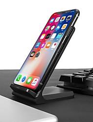 Недорогие -3 большая катушка беспроводное автомобильное зарядное устройство вертикальная подставка для быстрой зарядки ноутбука 8 s8 iphone 8 x плюс