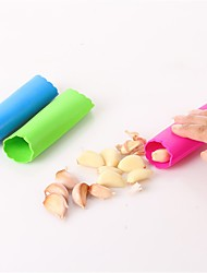 cheap -Silicone Garlic Tool Peeler Soft Kitchen Utensils Tools Garlic 1pc
