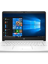 Недорогие -HP Ноутбук блокнот 14S 14 дюймовый LED Intel Celeron N4000 4 Гб 128GB SSD Windows 10