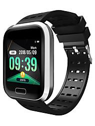 baratos -Indear M16 Pulseira inteligente Android iOS Bluetooth Smart Esportivo Impermeável Monitor de Batimento Cardíaco Podômetro Aviso de Chamada Monitor de Atividade Monitor de Sono Lembrete sedentária
