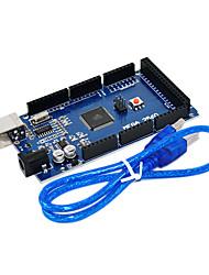Недорогие -Совет по разработке mb0072-1 arduino mega2560 r3
