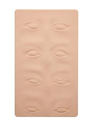 ราคาถูก -1pc practice skin อุปทานสัก ซิลิโคน คุณภาพที่ดีที่สุด / ไม่มีกลิ่น practice skin
