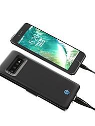 Недорогие -7000 мАч портативное зарядное устройство внешний резервный аккумулятор зарядное устройство чехол 5 В 0.8a с кабелем / аккумулятора для Samsung Galaxy S10