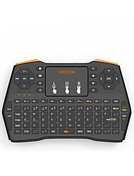 Недорогие -LITBest i8 USB Проводной номер клавиатуры Мультимедийная клавиатура Цифровая клавиатура Перезаряжаемый Мульти цвет подсветки 91 pcs Ключи