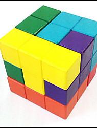 ราคาถูก -ปริศนาไม้ ของเล่นแปลก ๆ ทำด้วยไม้ 1 pcs เด็ก ของเด็ก Toy ของขวัญ