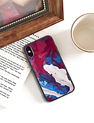 cheap -Case For Apple iPhone XR / iPhone XS Max Pattern Back Cover Marble Soft TPU for iPhone XS / iPhone XR / iPhone XS Max