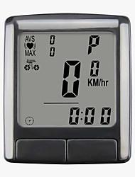 Недорогие -SunDing SD-515 Датчик модуляций скорости Датчик частоты пульса Водонепроницаемость Компактность Велоспорт Велосипеды для активного отдыха Односкоростной велосипед Велоспорт